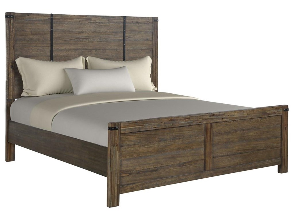 New Classic GalleonKing Panel Bed