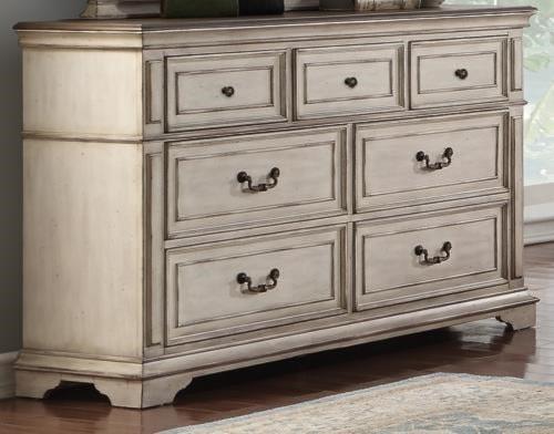New Classic B1731 B1731- Anastesia Pewter Dresser