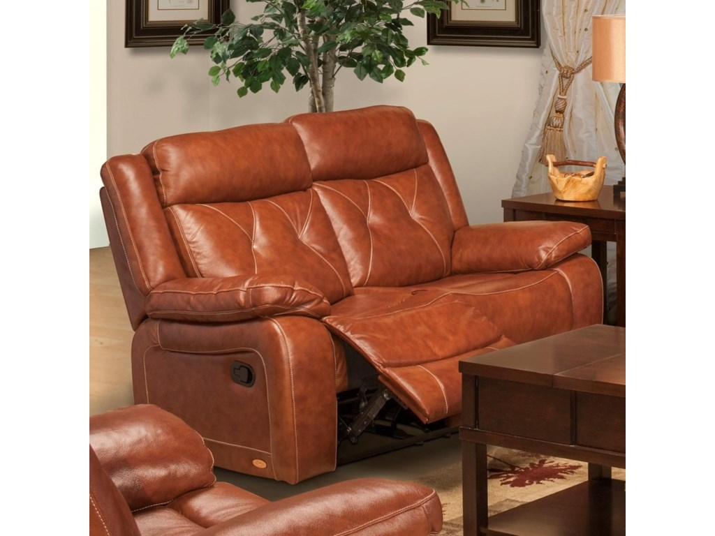 New Classic BenedictPower Reclining Loveseat