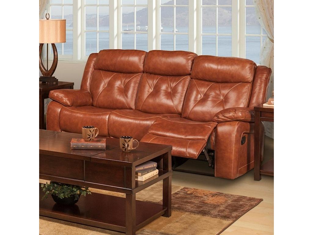 New Classic BenedictReclining Sofa
