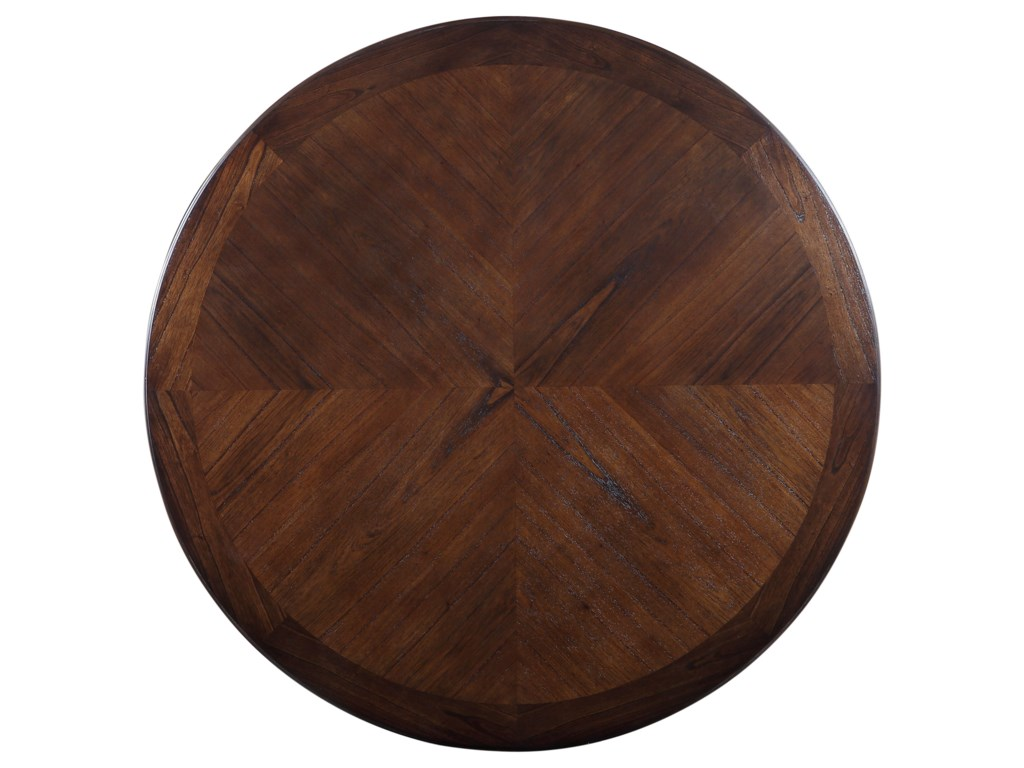 New Classic Bixby5 Piece Round Counter Table Set