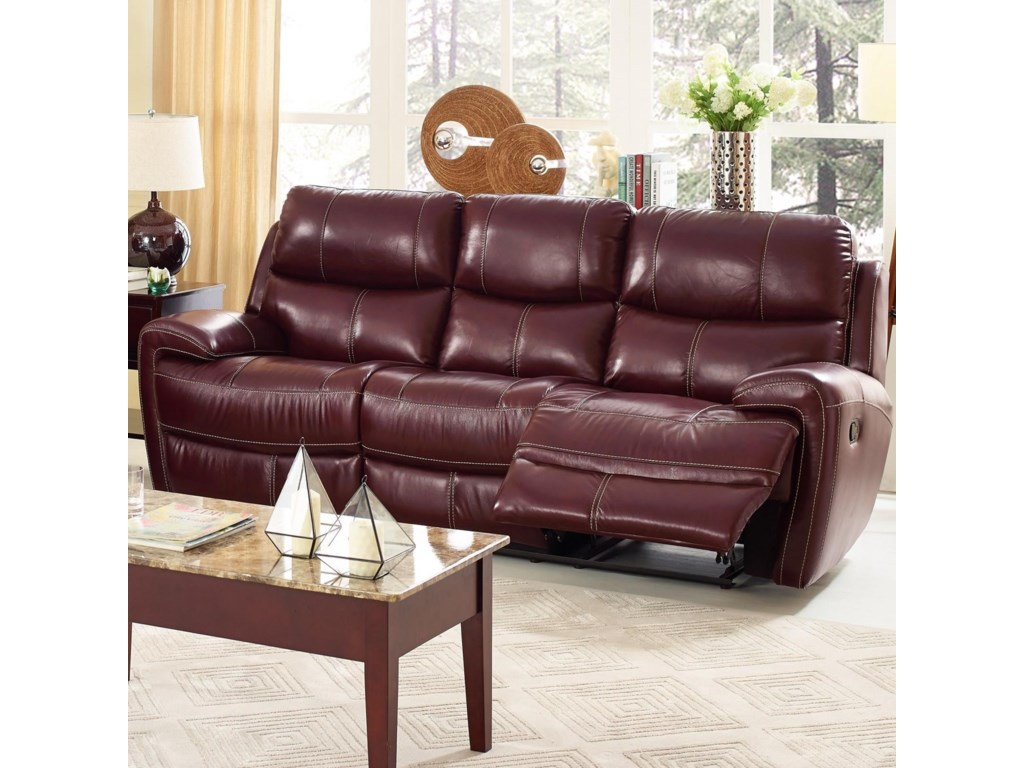 New Classic BoulevardPower Reclining Sofa
