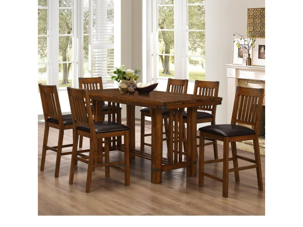 New Classic BuchananCounter Table and Chair Set