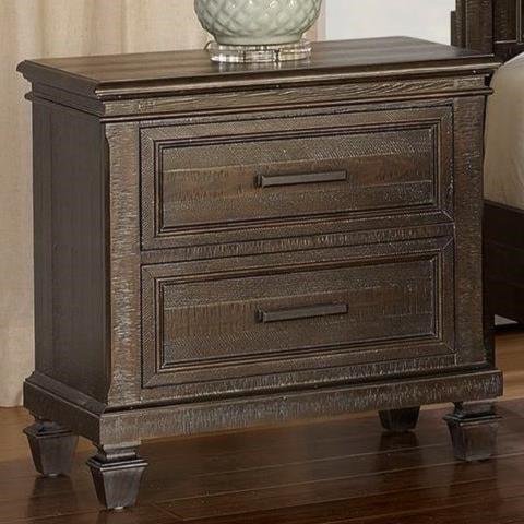 New Classic Cadiz BedroomNightstand