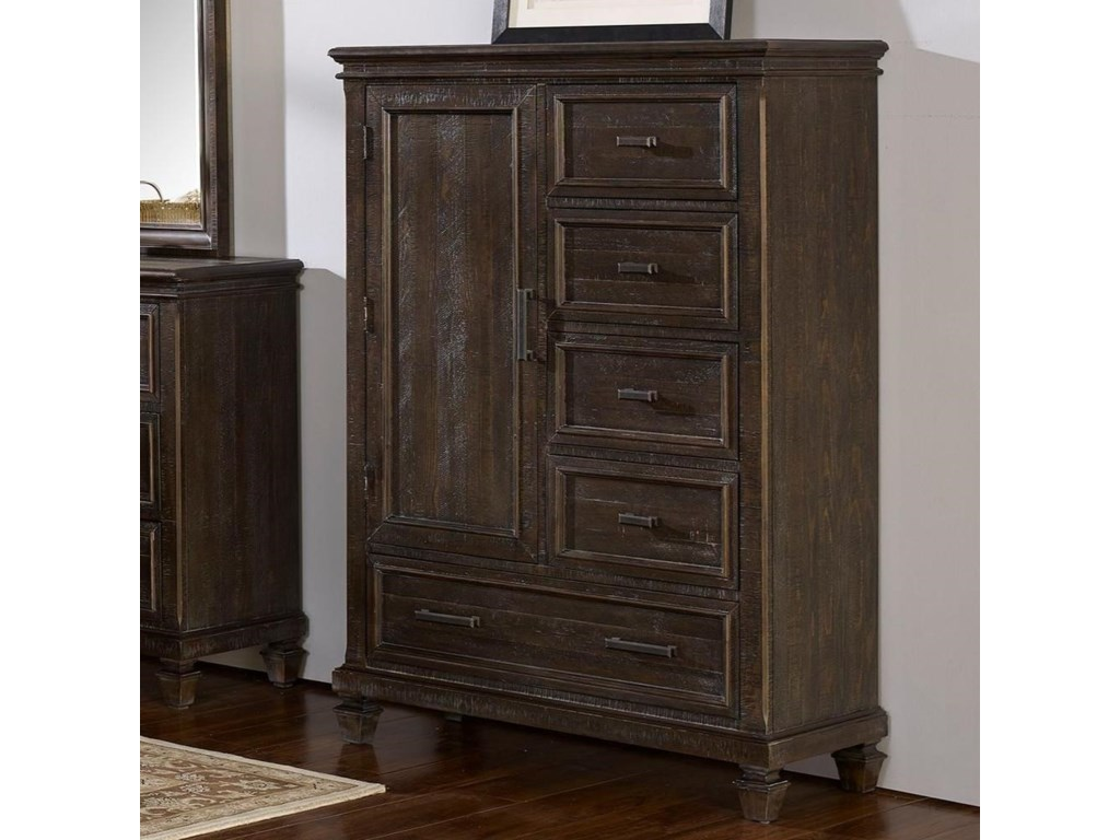 New Classic Cadiz BedroomChest with Door
