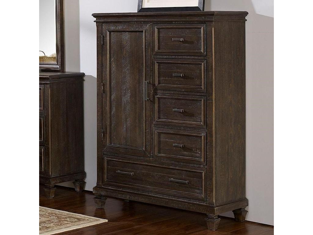 New Classic Cadiz BedroomChest with Door