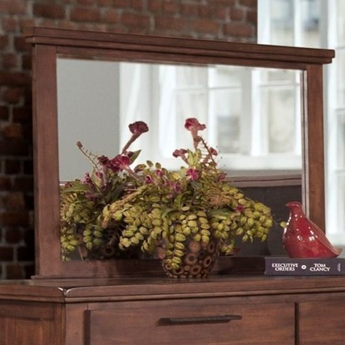 New Classic Cagney Transitional Dresser Mirror