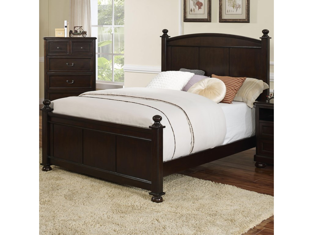 New Classic Canyon RidgeTwin Panel Bed