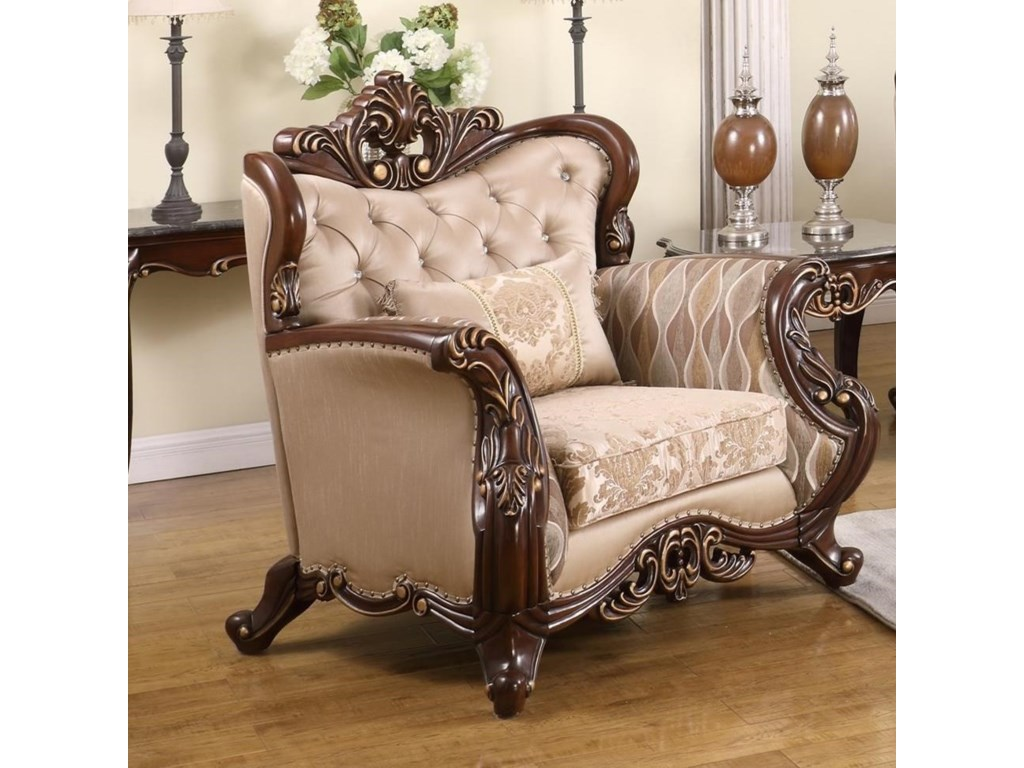 New Classic ConstantineChair