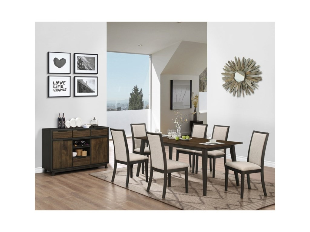 New Classic Studio 267 Piece Table and Chair Set