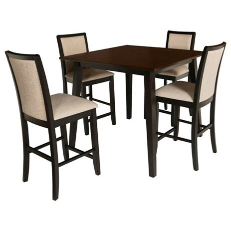 New Classic Studio 26 Mid Century Modern Counter Height Table And