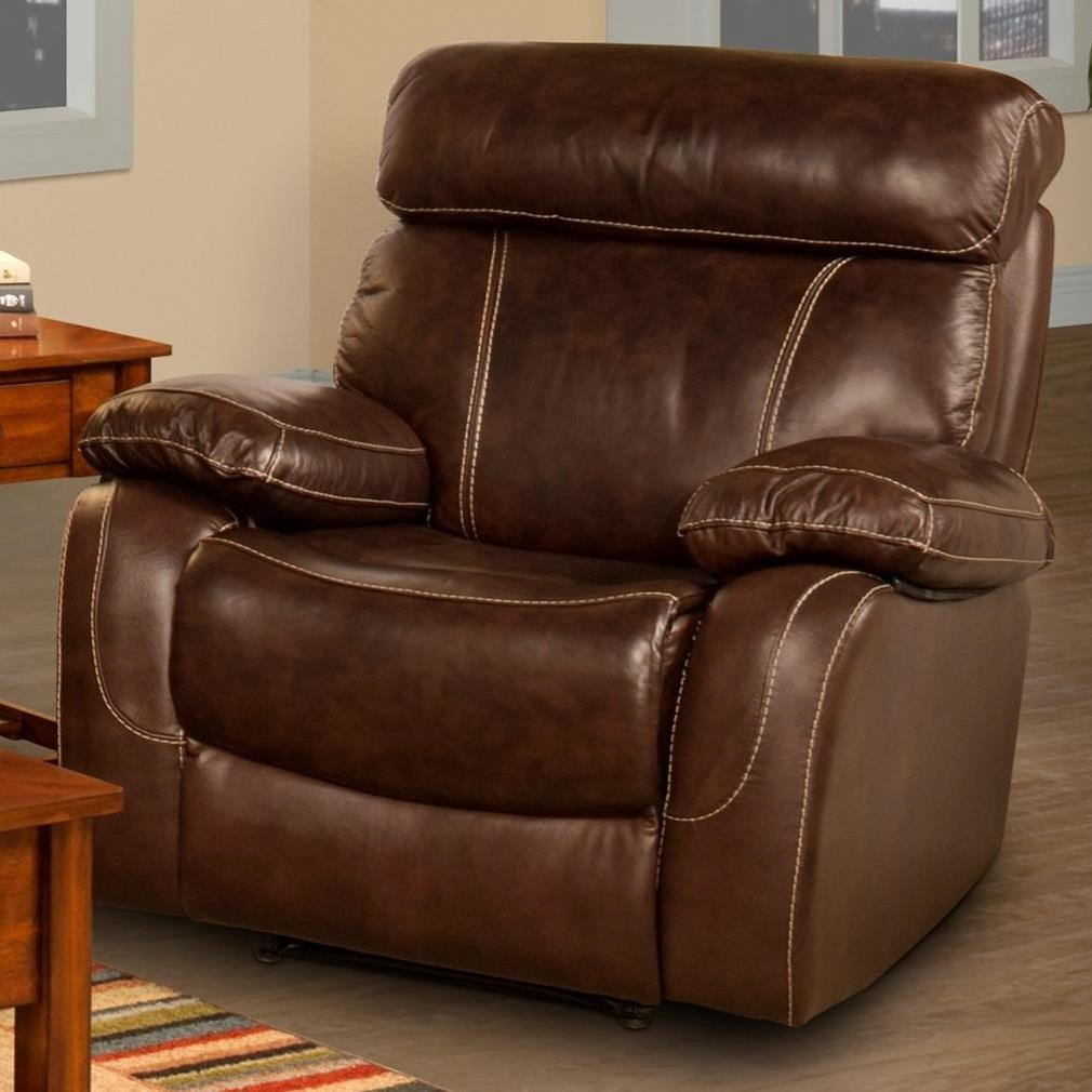 Image Shown May Not Represent Exact Features Indicated  sc 1 st  Becku0027s Furniture & New Classic Dante Casual Power Glider Recliner with Full Chaise ... islam-shia.org