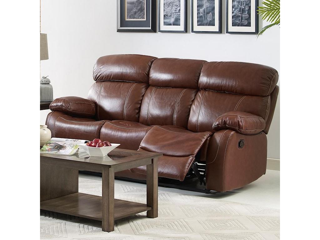 New Classic DantePower Reclining Sofa