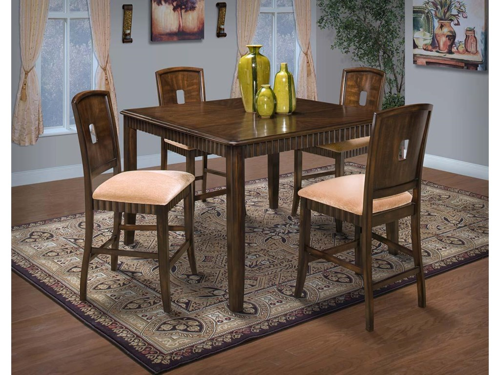 New Classic EdgemontCounter Dining Table