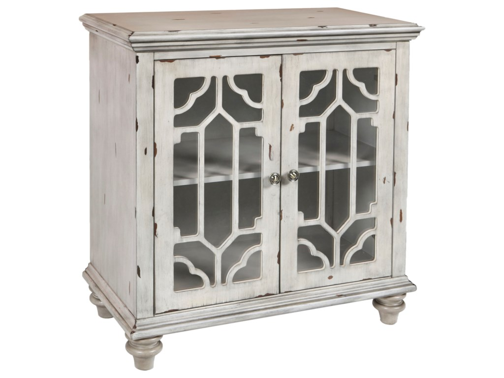New Classic EnzoGlass Front Cabinet with Doors