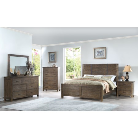 5 Piece Queen Bedroom Group