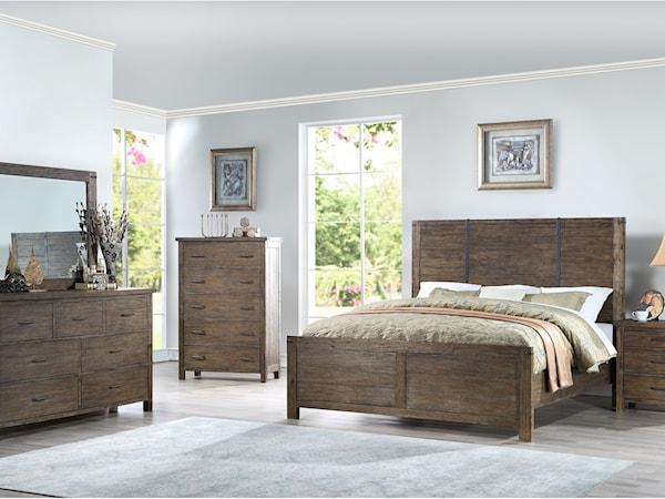 5 Piece Queen Bedroom Group