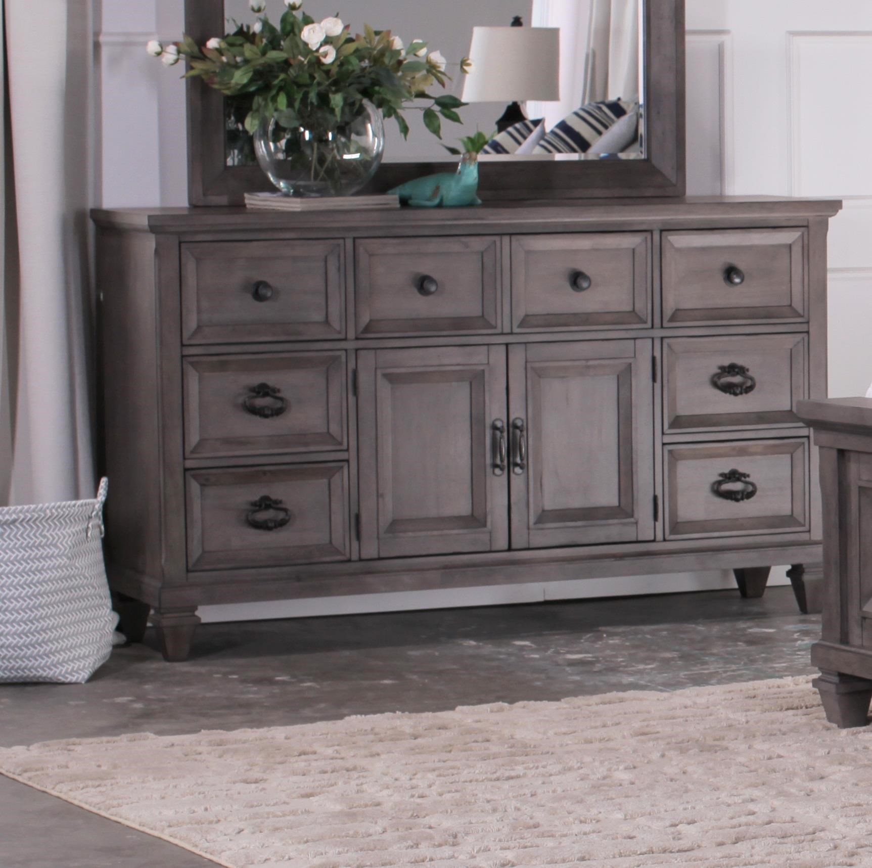 Charmant New Classic Gibraltar Dresser With Doors