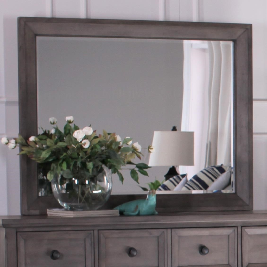 New Classic Gibraltar Mirror For Dresser