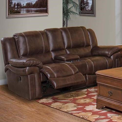 Recliner Shown Mat not Represent Features Indicated