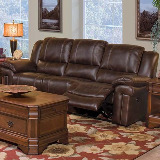 New Classic HastingsTraditional Power Reclining Sofa