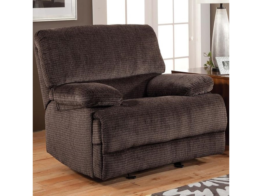 New Classic IdahoCasual Reclining Glider Recliner