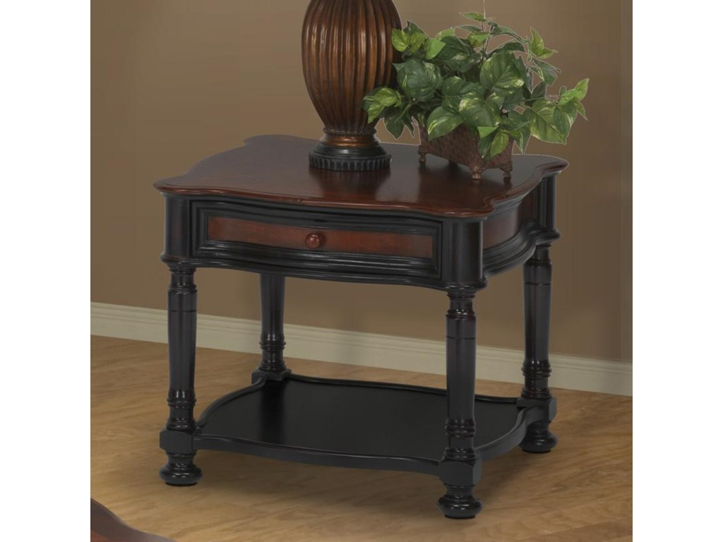 New Classic JamaicaJamaica End Table
