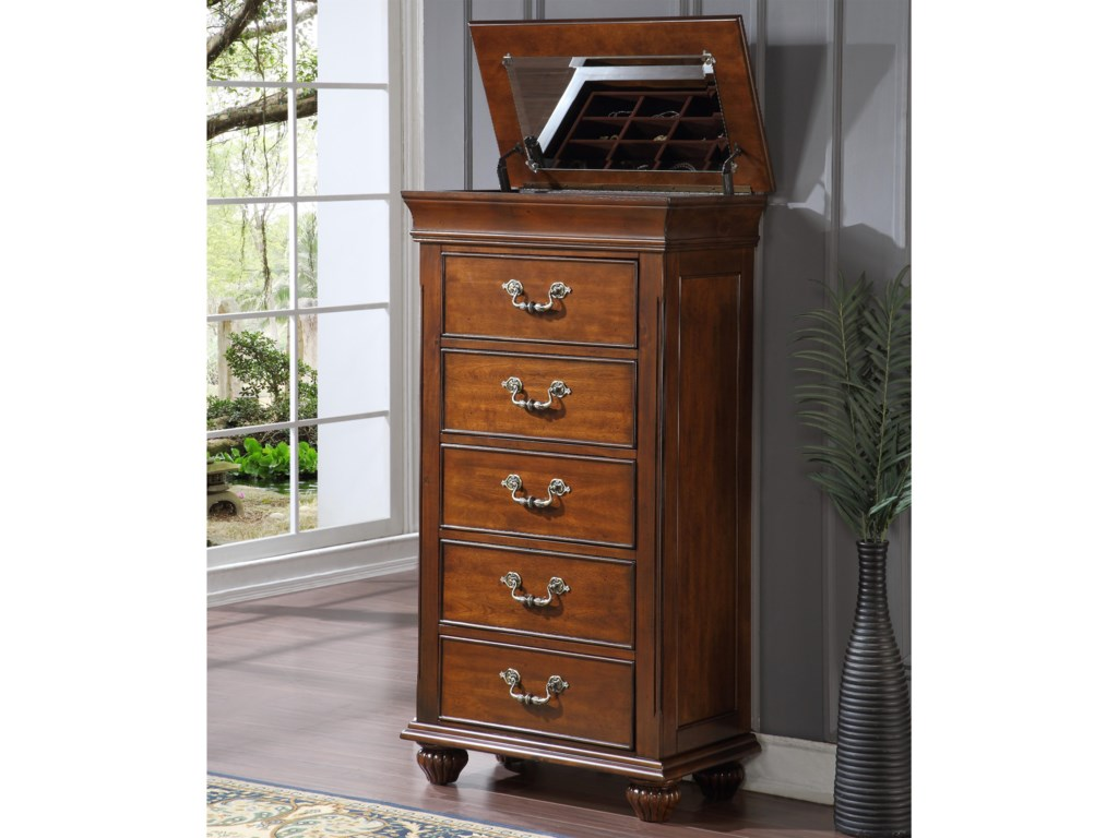 and chest six chests by furniture lingerie wolf kincaid drawers drawer devon products