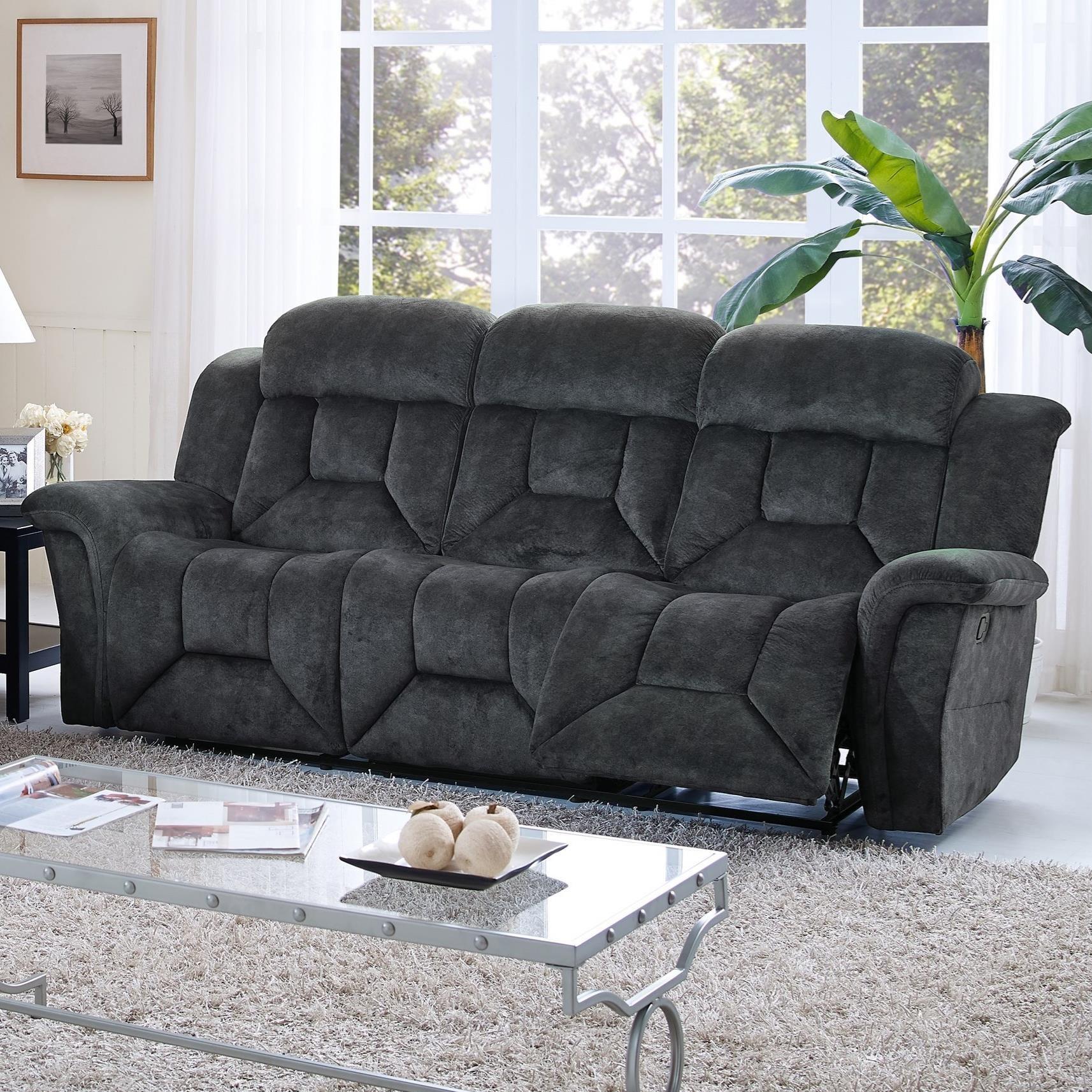New Classic JemmaPower Dual Recliner Sofa