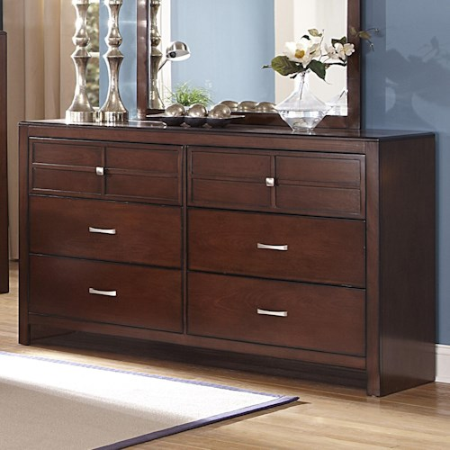 New Classic Kensington Six Drawer Dressing Chest