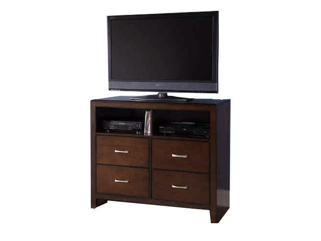 New Classic Kensington4-Drawer Media Chest