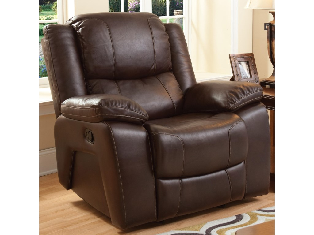New Creation BrookeBrooke Glider Recliner