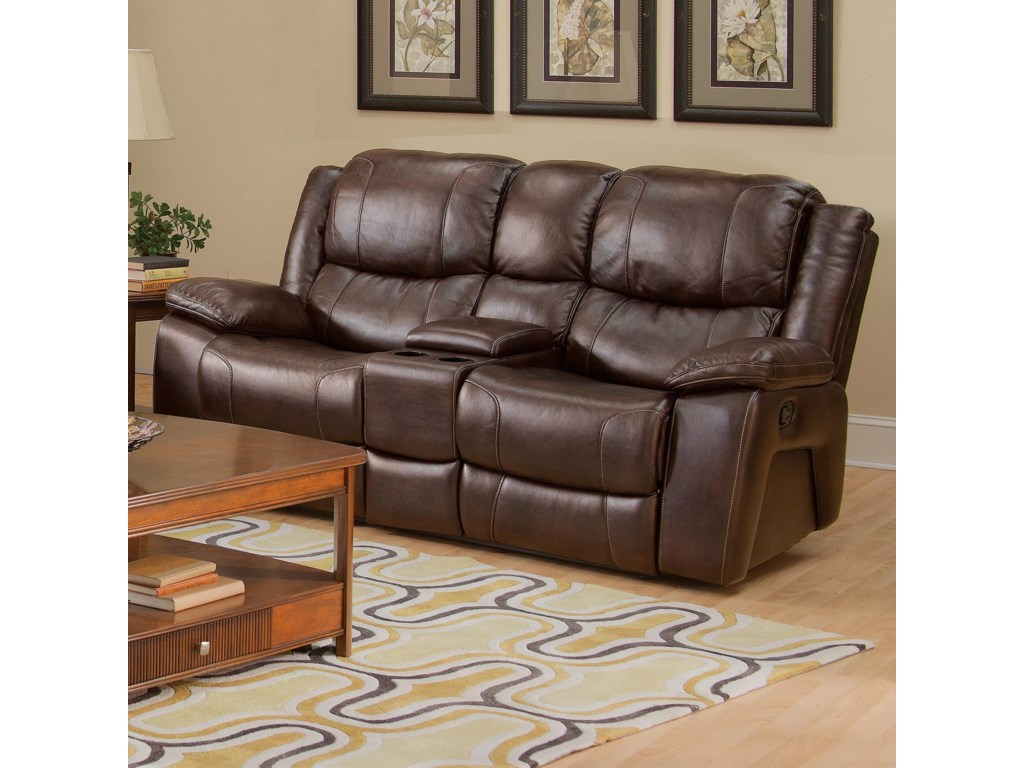 Reclining Loveseat May Not Represent Features Indicated