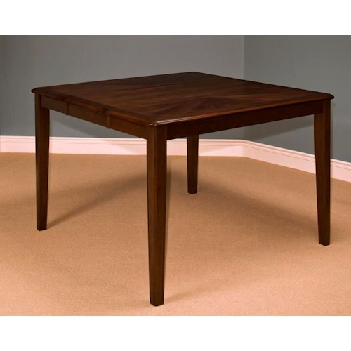 Curved Corner Dining Bench: New Classic Latitudes Rounded Corner Counter Height Dining