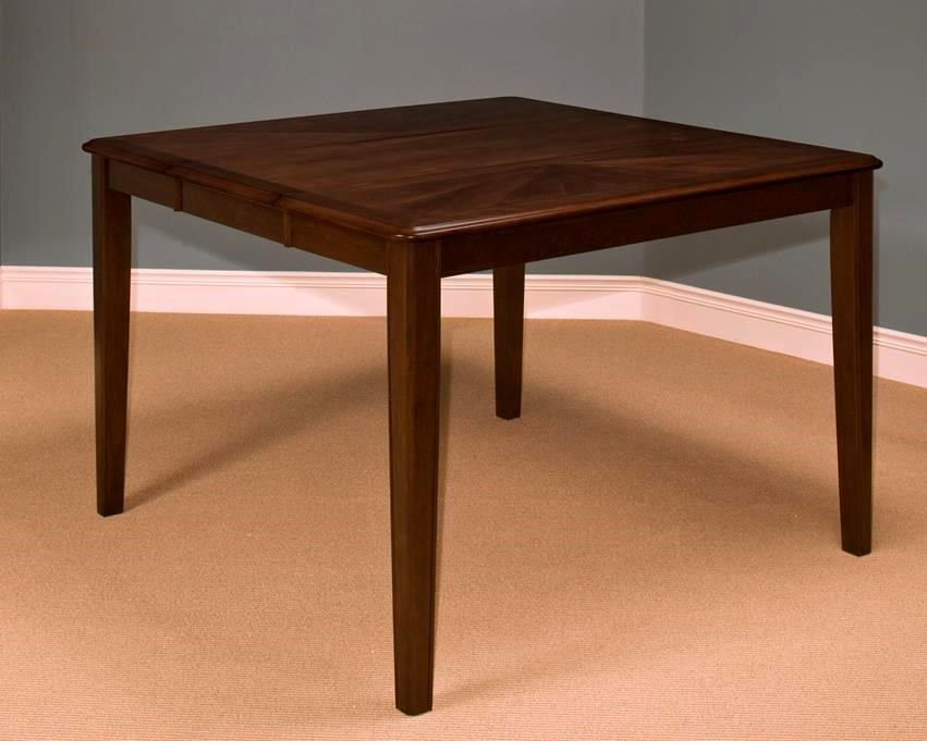 New Classic Latitudes Rounded Corner Counter Height Dining Table
