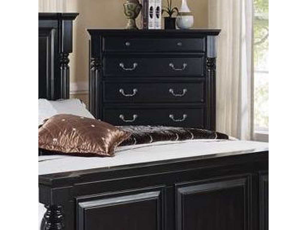 New Classic Martinique BedroomChest
