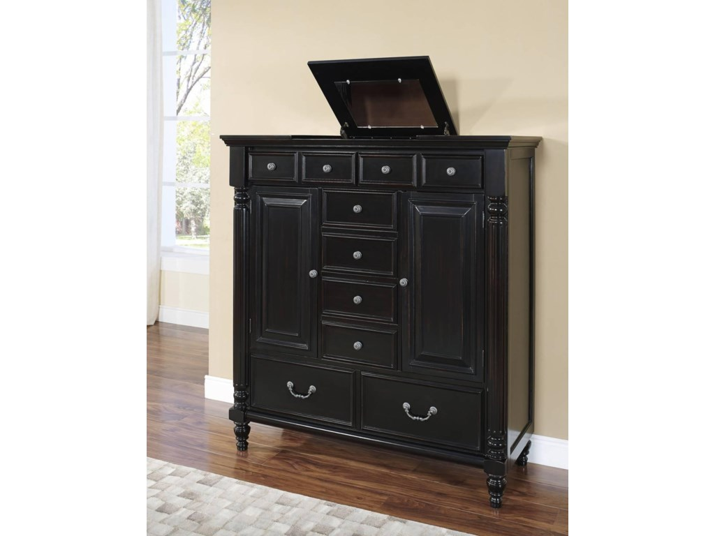 New Classic Martinique BedroomMule Chest