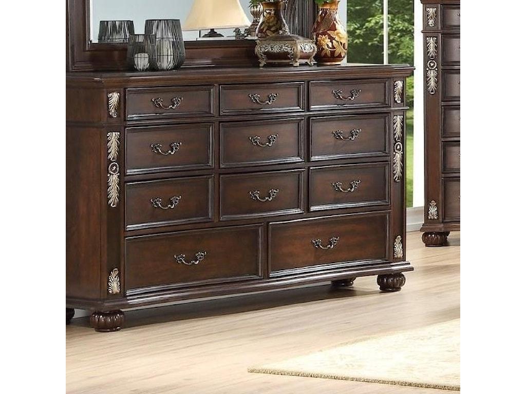 New Classic MaximusTriple Dresser