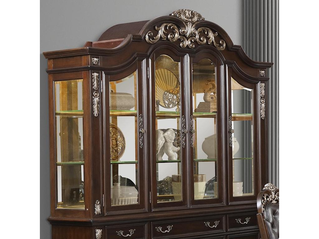 New Classic MaximusChina Cabinet