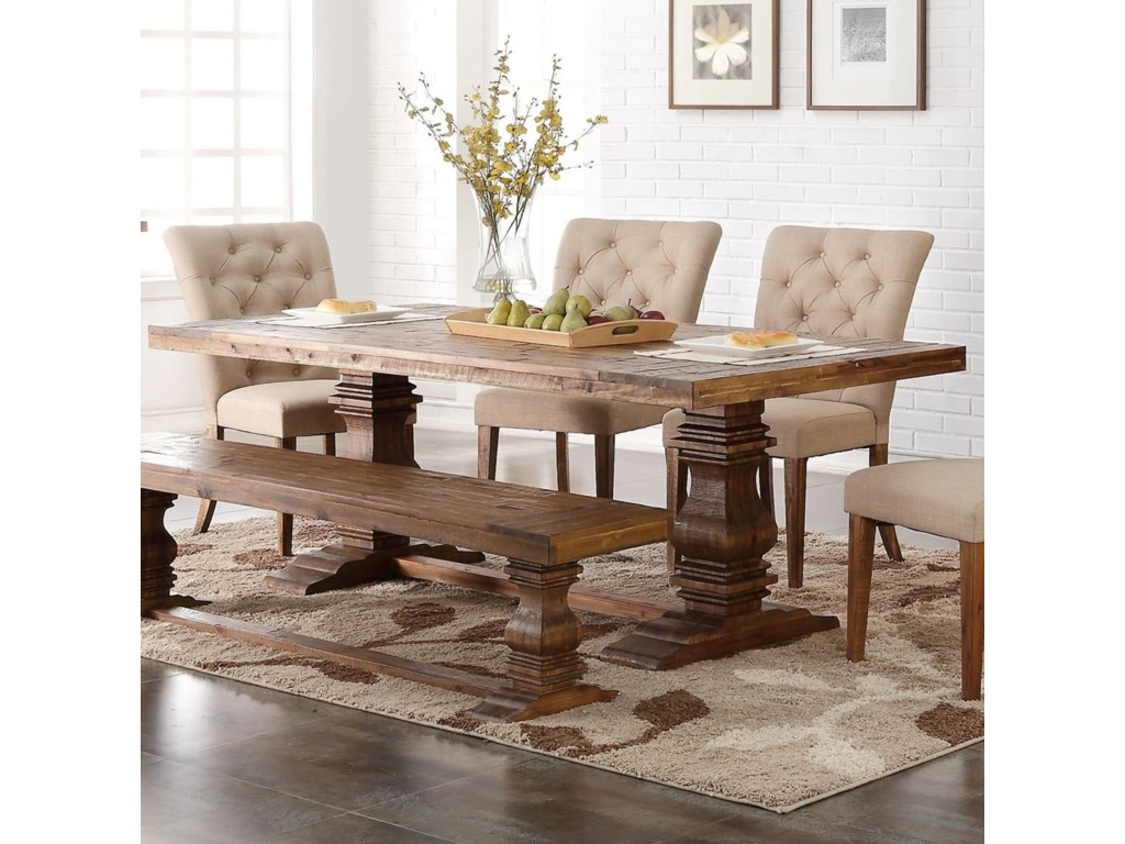 New Classic Normandy Dining Table