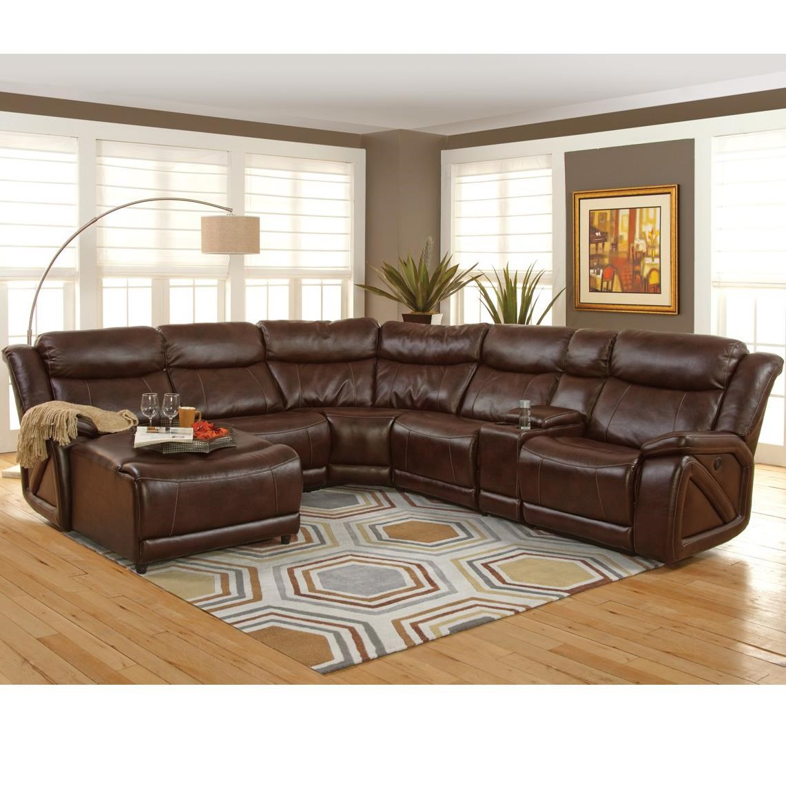 New Classic Park PlaceCasual Sectional