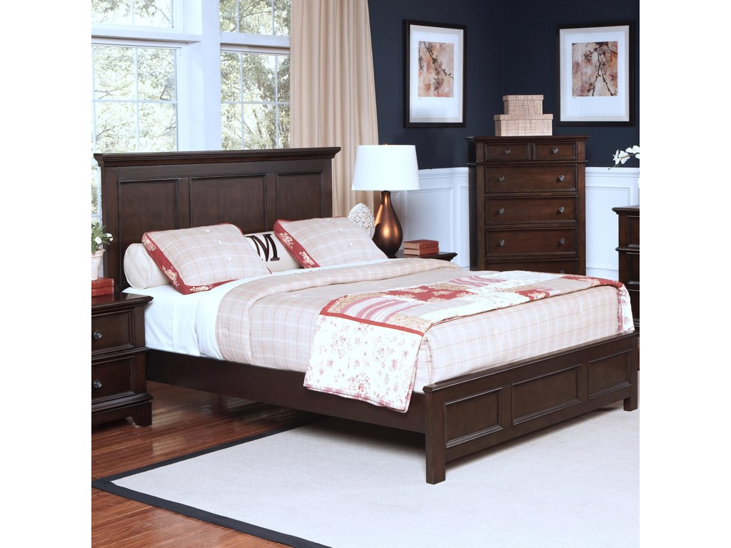 new concept a9b07 4761c Prescott Queen Headboard and Footboard Bed by New Classic at Furniture  Superstore - Rochester, MN