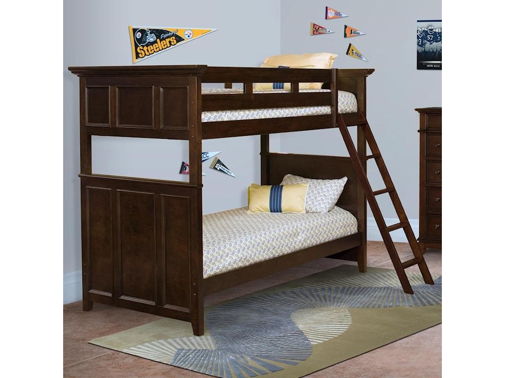 New Classic PrescottBunk Bed
