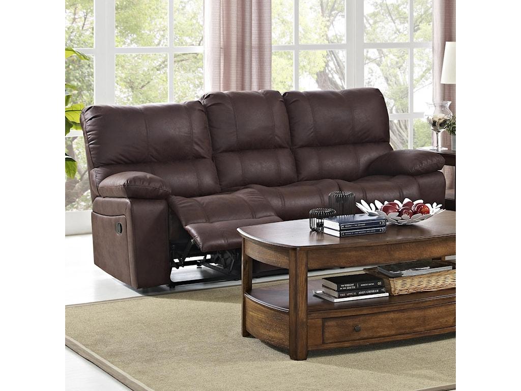New Clic Rileyreclining Sofa