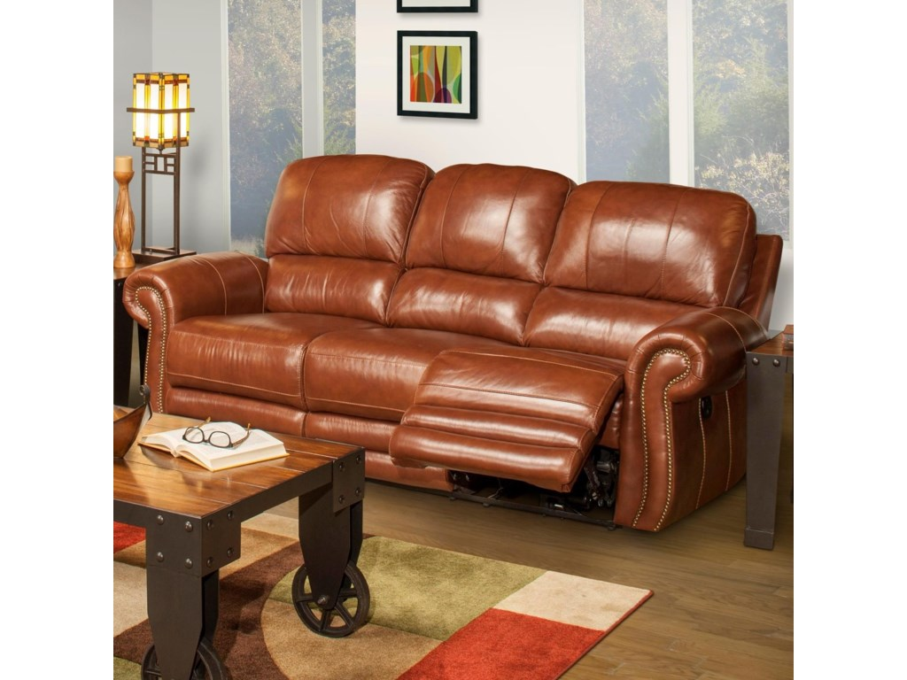 New Classic RossiPower Reclining Sofa