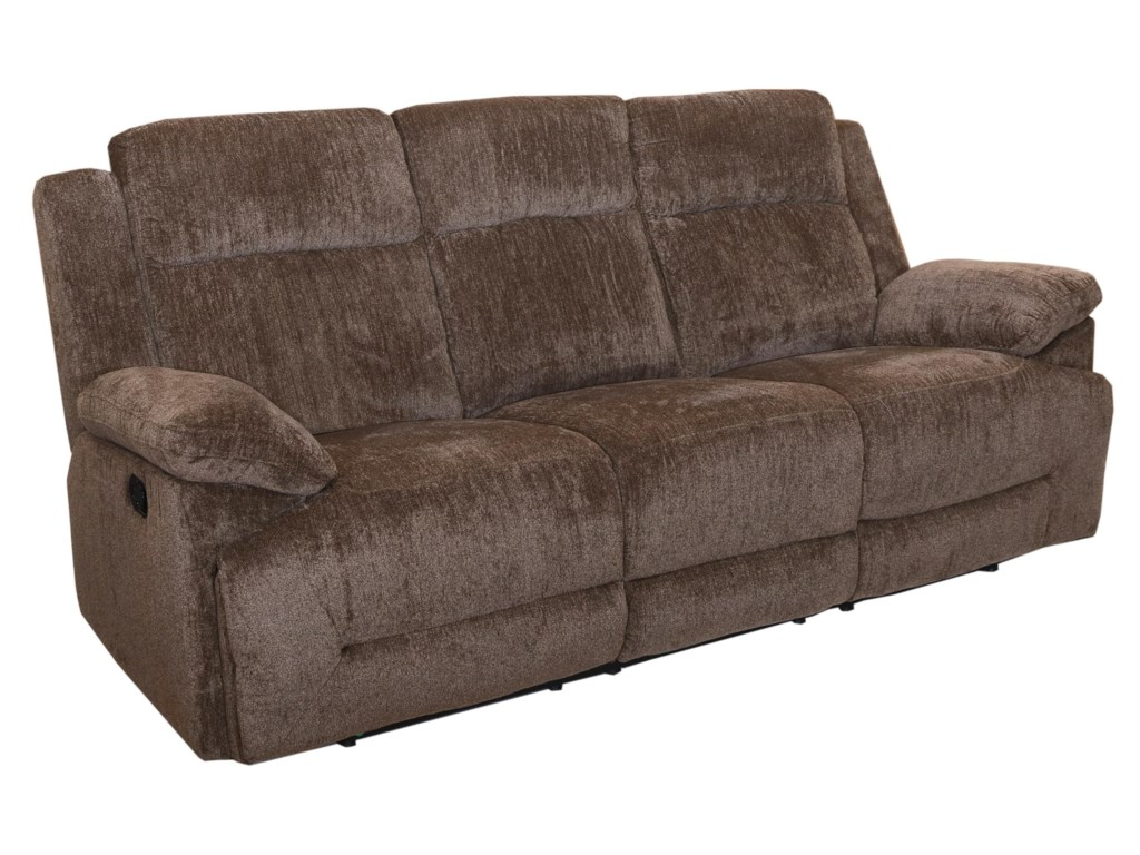 New Classic Ryder U4244 30 Kkc Casual Dual Reclining Sofa With 2