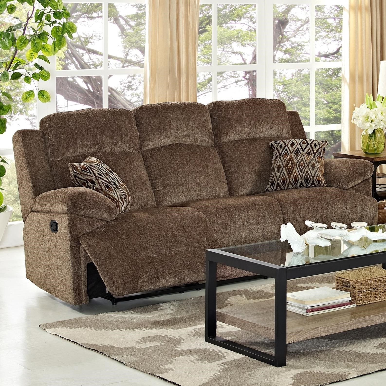 ... New Classic RyderDual Reclining Sofa ...
