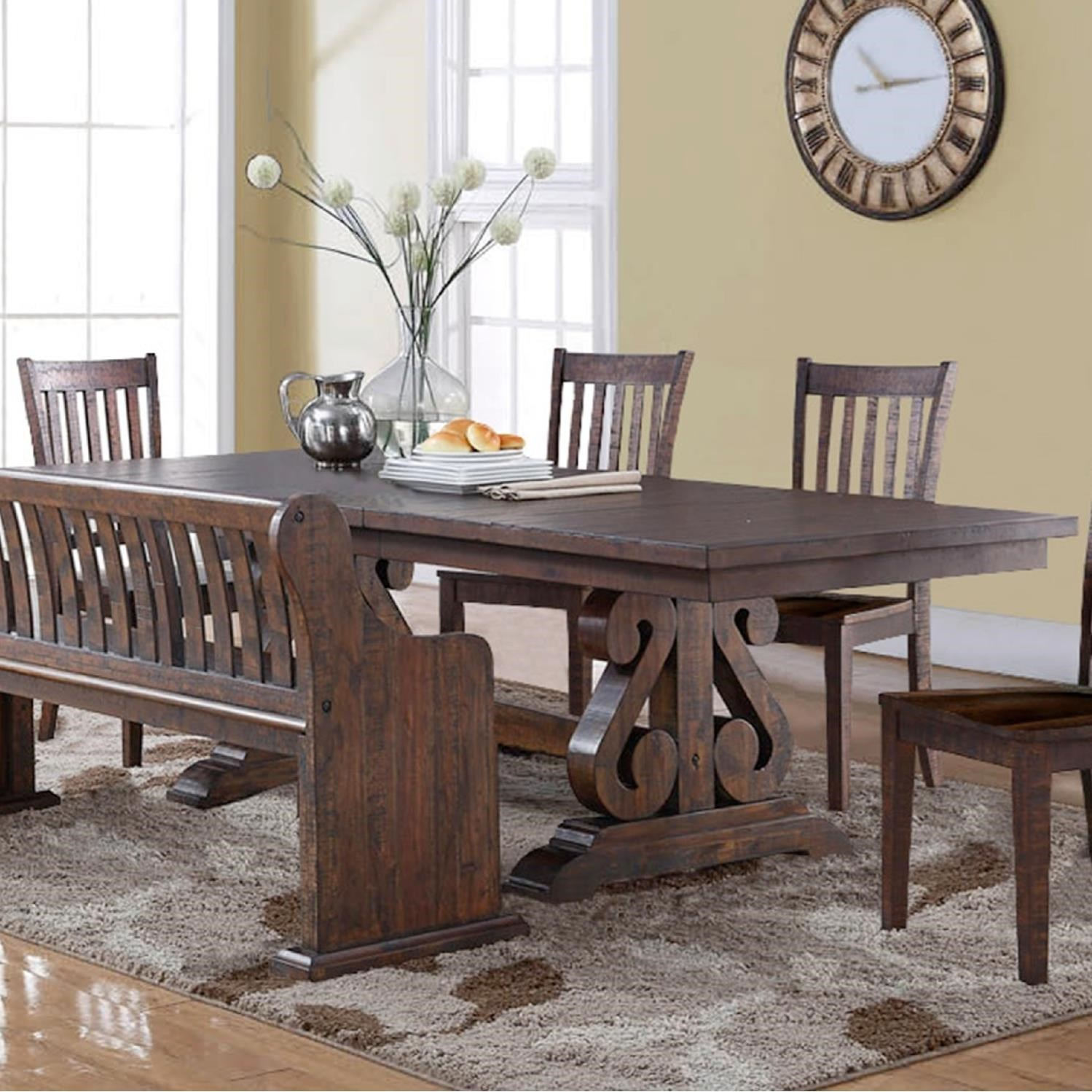 New Classic San JuanTrestle Dining Table ...