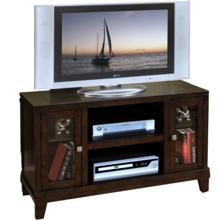 2-Door TV Console