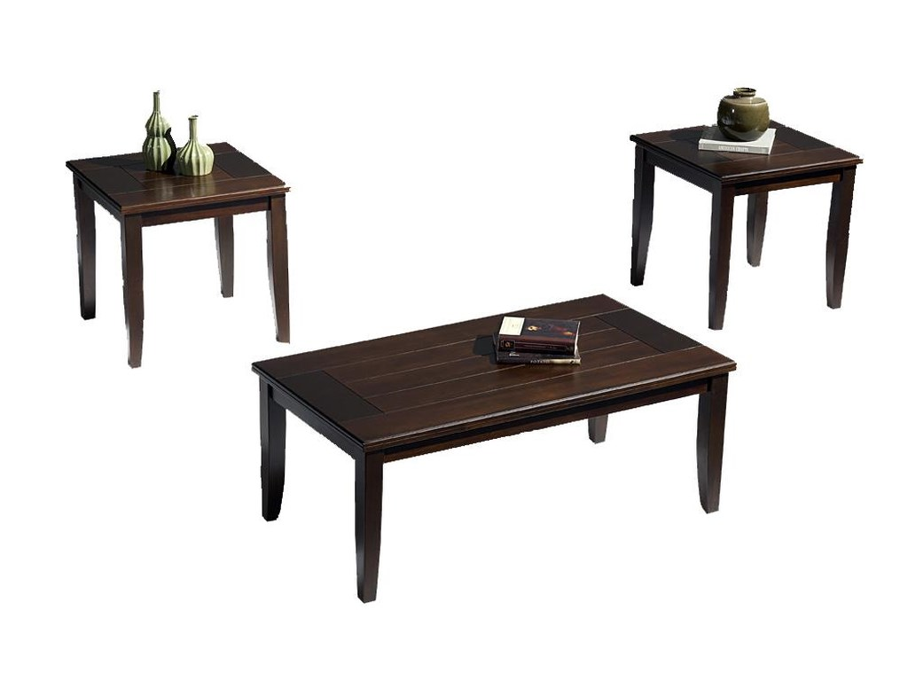 New Classic Sanibel 3 Pack Occasional Tables